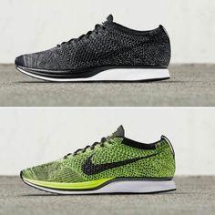 meet 4e5ce 15419 Nike flyknit racer  nike  flyknit  racer  nikeshoes  sportswear  sportstyle   sportshoes  black  green
