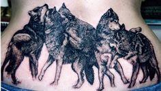 Tattoo lobos - Friki.net
