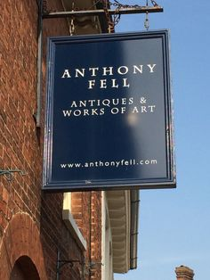 Looks like Aziraphale and Crowley got married and opened an antiques shop in Norfolk…