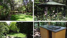 The Swain Gardens in Killara provides a beautiful garden bushland setting for picnics, BBQs and functions. Sydney Gardens, Birthday Venues, Gazebo, Pergola, Hidden Garden, Picnic Spot, Small Waterfall, Enjoy The Sunshine, Lush Garden