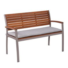 Found it at AllModern - Maitland Wood Picnic Bench $219. well reviwed
