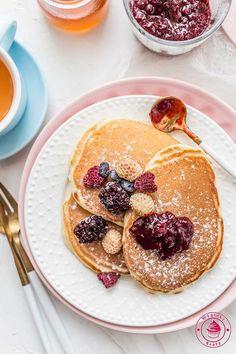 Pancakes, Breakfast, Health, Food, Mascarpone, Morning Coffee, Health Care, Essen, Pancake