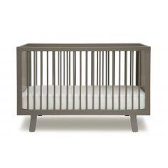 Oeuf Sparrow Crib Grey at DesignPublic.com