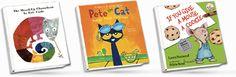 Get a free children's book! Plus print fun activities!
