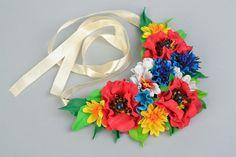 collares de carnaval de barranquilla 2014 - Buscar con Google Brazil, Floral Wreath, Wreaths, Costumes, Google, Jewelry, Decor, Barranquilla, Necklaces