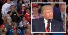 Trump Mentions Hillary, Stunned When Crowd Chants 3 Telling Words