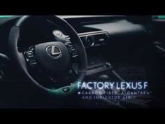 Go Behind the Scenes of the #Instabuilt Lexus RC F Behind The Scenes, Toronto