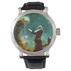 The Eagle Nebula wrist watch