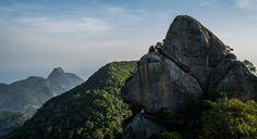 Pedra Bico do Papagaio-Rio de Janeiro