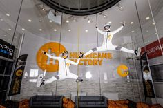 Indoor Skydiving, Hi Five, Prague, Madrid, Berlin, Basketball Court, Twitter