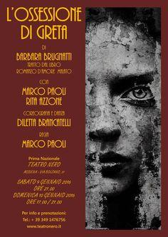 L'Ossessione di Greta , Modena (MO), Emilia-Romagna