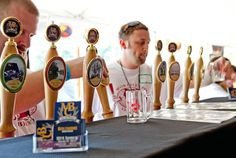Brewers Tell All: What to Expect at Michigan's Largest International Beer Sampling Event.