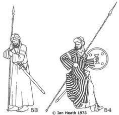 Arab Cavalrymen