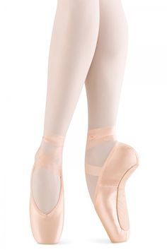 Bloch Aspiration Ballet Pointe Shoe