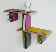 10 creative wall shelf design ideas - popular shelf 2017