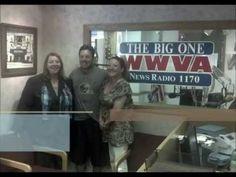 1170 WWVA News Radio in Wheeling, WV