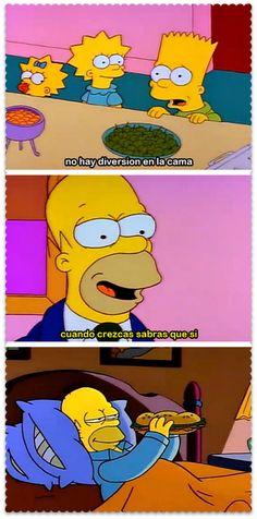 Homero Simpson - Diversión