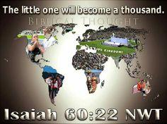 Isaiah 60:22.