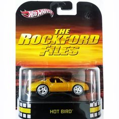 www.rafgtoys.com.br: Hot Wheels Retro Entertainment - The Rockford File...