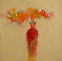 Red Bouquet...judy thorley by mabel
