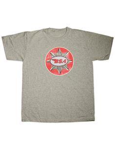 BSA Red Star Logo £19.99