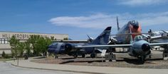 HILL AEROSPACE MUSEUM / CLEARFIELD UTAH