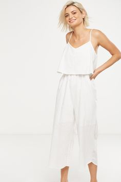 Woven Maddox Jumpsuit
