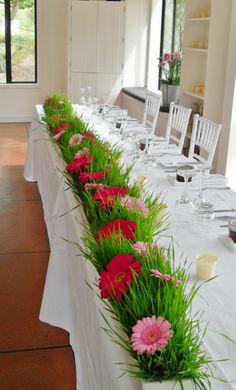 Reception Arrangements « Studio 24 wedding Florist in Wanaka, New Zealand