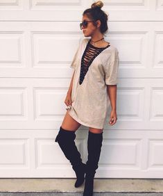 Casual outfits to dress low-cut without seeing you vulgar - Fashion City Concert Outfit Winter, Country Concert Outfit, Concert Outfits, Summer Outfit, Concert Ootd, Concert Wear, Club Outfits, Casual Outfits, Fernando Lopez