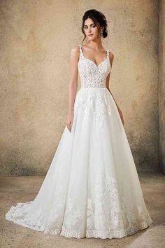 Shop Morilee Bridal Wedding Dresses and find the perfect dress for your big day! Choose from popular bridal styles for any body type like Full length gowns, Lace, Sweetheart and Backless! Plus Size Wedding Gowns, Wedding Dresses With Straps, Bridal Wedding Dresses, Wedding Dress Styles, Designer Wedding Dresses, Bridesmaid Dresses, Wedding Dresses For Petite Women, Straight Wedding Dresses, A Line Wedding Dress Sweetheart