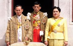 Prince Maha Vajiralongkorn to Become New King of Thailand