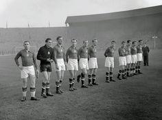 Anglia-Magyarország 3:6 (1953) - Magyar Fotóarchívum HD