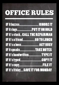humorous signs and notices Staff notice Free
