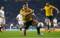 RWC 2015: Foley è una furia, l'Australia è bellissima. Inghilterra eliminata - On Rugby