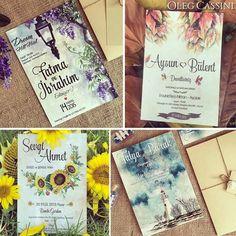 Birbirinden romantik Masalsı Atölye davetiyeler online satış mağazamızda!