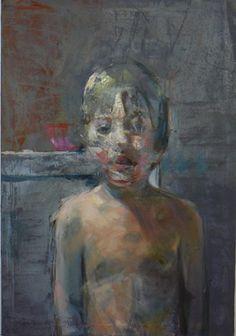"Saatchi Online Artist christos tsimaris; Painting, ""max1"" #art"