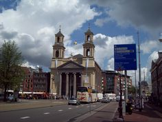 Waterlooplein em Amsterdam, Noord-Holland