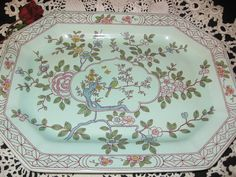 Calyx Ware Adams Made In England Singapore by CollectorVintageShop