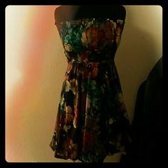 American Rag Mini Dress Cute strapless mini. American Rag Dresses Mini