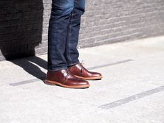 Alden for LeatherSoul - CXL Chukka