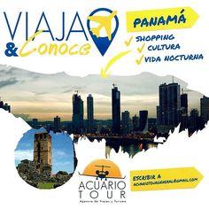 ¡Viaja & Conoce!  En Panamá, el turismo representa una de las principales actividades del país. Las principales áreas del turismo en Panamá se centran en el turismo de negocios, playas y comercio. La mayor parte de los turistas provienen de Estados Unidos de América, Canadá, Europa, América Central y América del Sur.  La revista New York Times colocó a Panamá como el mejor lugar para visitar durante el 2012 ya que este país vive un gran momento económico, luego de haber recuperado hace 12…