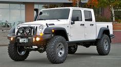 4 door Jeep Brute with 6.4ltr V8 Awesome Truck u can hit the Jeep trail with !!