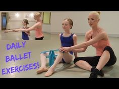 The BEST DAILY EXERCISES! - YouTube