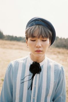 BTS Suga 방탄소년단 Special Album '화양연화 Young Forever' Concept Photo