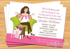 Eventful Cards - Girl Baby Shower Invitations (http://www.eventfulcards.com/girl-baby-shower-invitations/)