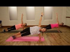 8 Pilates workouts to tone your entire body while laying on the mat + 2 tougher ones - Beauty Bites