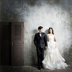 Love this. pre-wedding industrial concept
