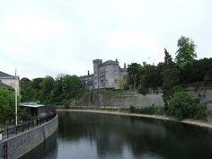 Kilkenny Castle; (Kilkenny is one of my favorite towns in Ireland)