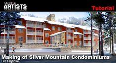 Making of Silver Mountain Condominiums
