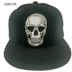 Cotton Horror sku... has just been added to our store. Get it here while still available http://everythingskull.com/products/cotton-horror-skull-adjustable-embroidery-baseball-cap-hip-hop-capvsnapback-hats?utm_campaign=social_autopilot&utm_source=pin&utm_medium=pin